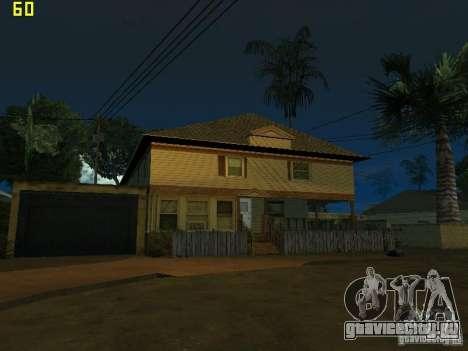 GTA SA IV Los Santos Re-Textured Ciy для GTA San Andreas восьмой скриншот