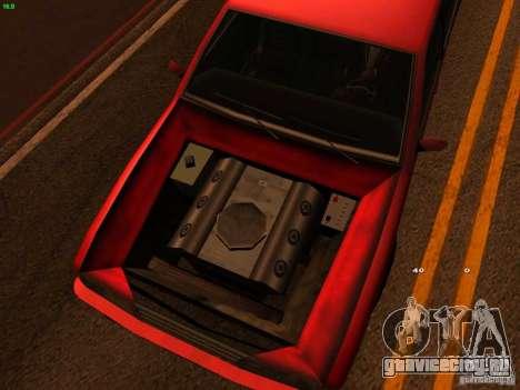Emperor GT для GTA San Andreas вид справа
