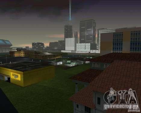 Назад в Будущее Hill Valley для GTA Vice City девятый скриншот