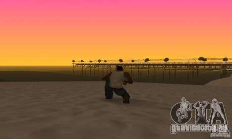 Sunshine ENB Series by Recaro для GTA San Andreas пятый скриншот
