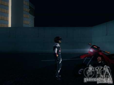 Race Ped Pack для GTA San Andreas двенадцатый скриншот
