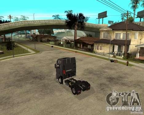 Man TGA для GTA San Andreas
