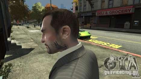 Johnny Klebitz для GTA 4 второй скриншот