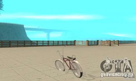 Lowrider Bicycle для GTA San Andreas