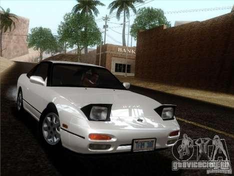 Nissan 240SX S13 - Stock для GTA San Andreas