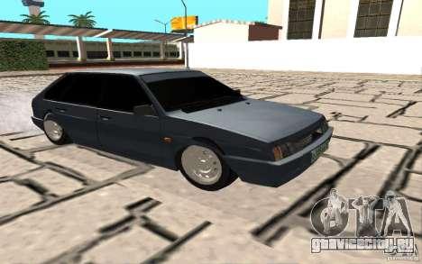 ВАЗ 2109 v.2 для GTA San Andreas