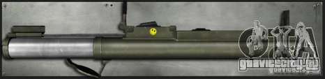 LAW M72 - базука для GTA San Andreas второй скриншот