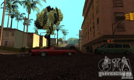 Grove Street для GTA San Andreas шестой скриншот