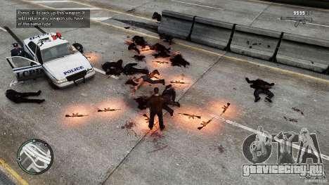 Blood-Mod v6.0 для GTA 4