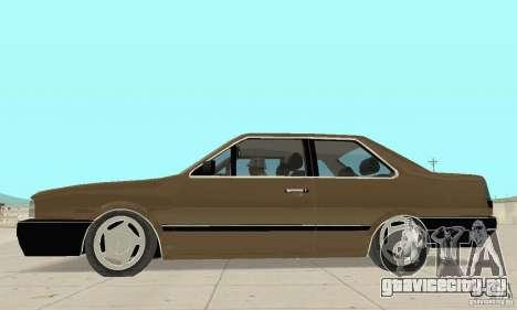 Volkswagen Santana GLS 1989 для GTA San Andreas вид справа