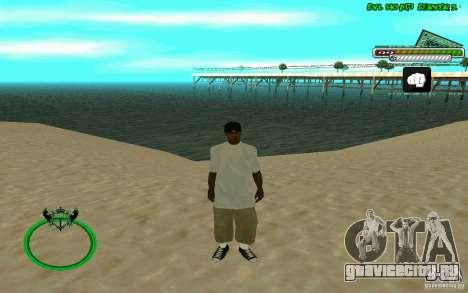 Nigga HD skin для GTA San Andreas третий скриншот