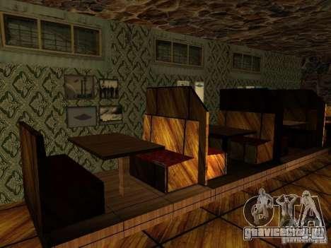 Новые текстуры бара UFO для GTA San Andreas пятый скриншот