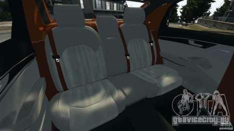 Audi A8 Limo v1.2 для GTA 4 вид сбоку