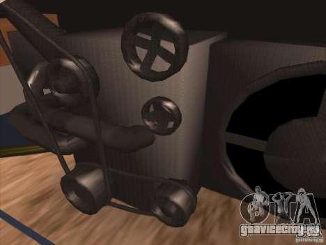 MAN SL200 Exclusive v.1.00 для GTA San Andreas вид сбоку