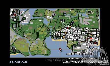 New Island для GTA San Andreas восьмой скриншот
