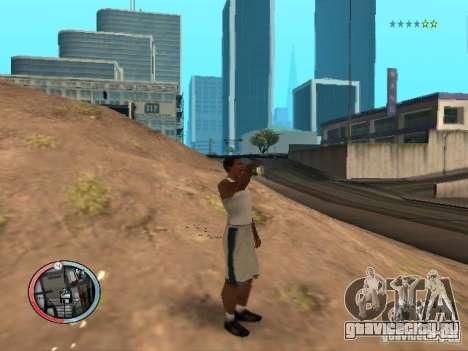 DRUNK MOD для GTA San Andreas