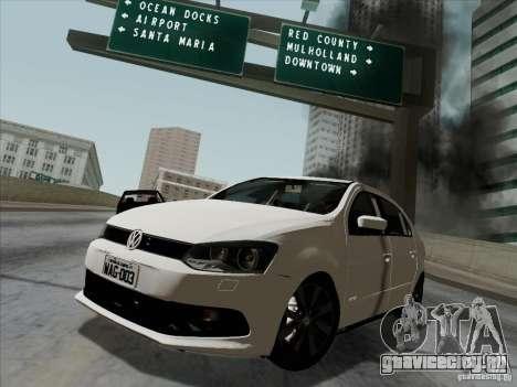 Volkswagen Golf G6 v3 для GTA San Andreas