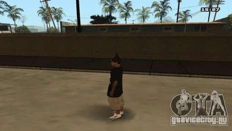 Skin Pack Ballas для GTA San Andreas девятый скриншот