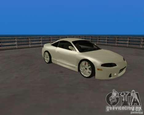 Mitsubishi Eclipse Tunable для GTA San Andreas