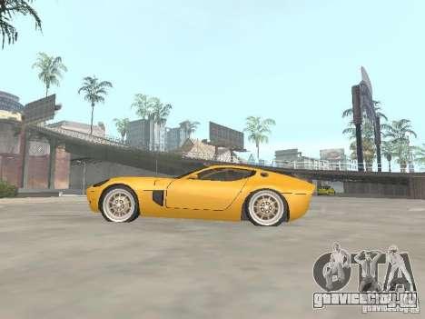 Ford Shelby GR1 для GTA San Andreas вид слева