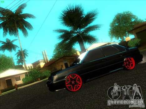 ВАЗ 2115 Devil Tuning для GTA San Andreas вид слева