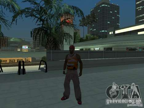 Skins Collection для GTA San Andreas седьмой скриншот