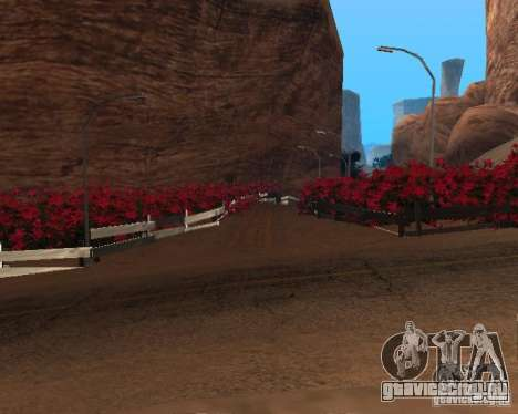 Modern Bone Country для GTA San Andreas