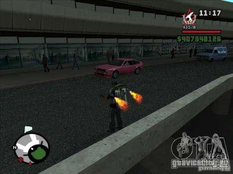 Новый аэропорт в Сан-Фиерро для GTA San Andreas шестой скриншот