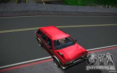 HD фары для GTA San Andreas третий скриншот