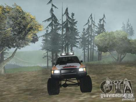 Tornalo 2209SX 4x4 для GTA San Andreas вид справа