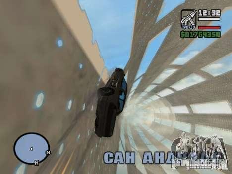 Krant race v2 для GTA San Andreas третий скриншот