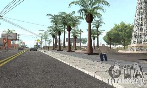 Grove Street 2012 V1.0 для GTA San Andreas шестой скриншот