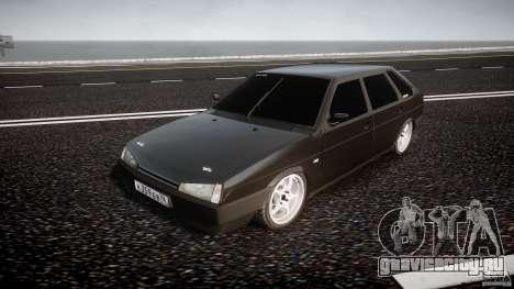 ВАЗ 2109 Lada для GTA 4 вид сзади
