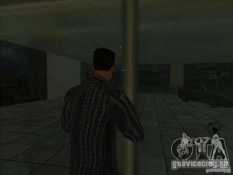 Дырки от пуль для GTA San Andreas второй скриншот