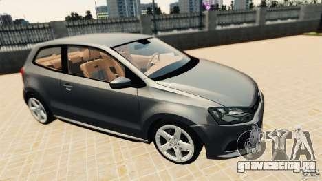 Volkswagen Polo v2.0 для GTA 4