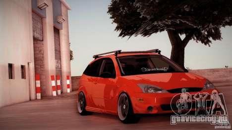 Ford Focus SVT Clean для GTA San Andreas