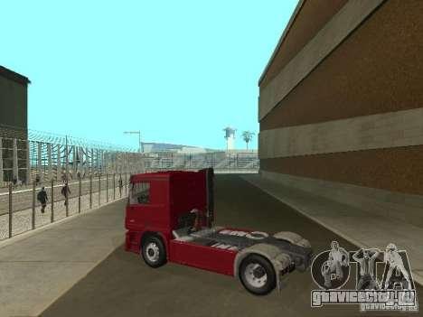 Mercedes Actros Tracteur 3241 для GTA San Andreas вид слева