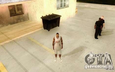 Sombras mais fortes em pedestres для GTA San Andreas третий скриншот