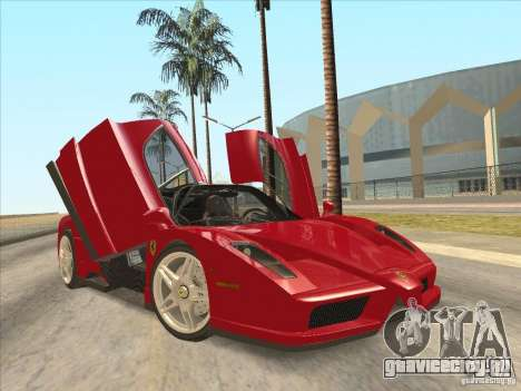 Ferrari Enzo 2010 для GTA San Andreas
