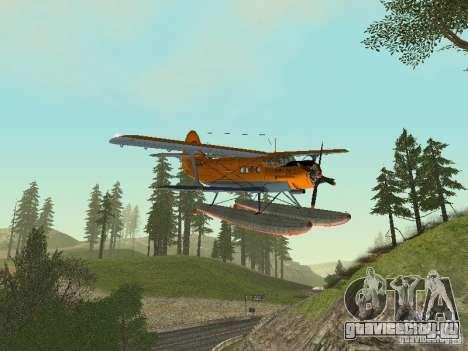 АН-2В для GTA San Andreas вид справа