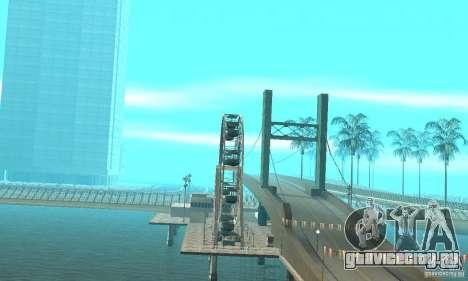 Drift City для GTA San Andreas