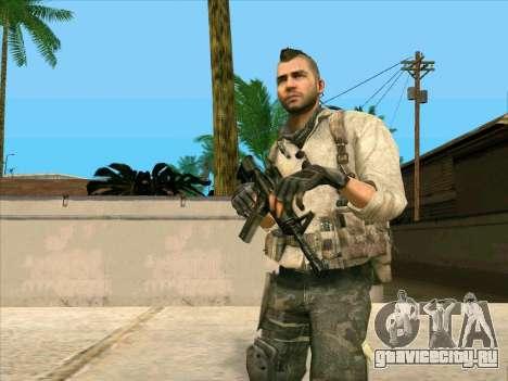 Соуп Мактавиш для GTA San Andreas третий скриншот