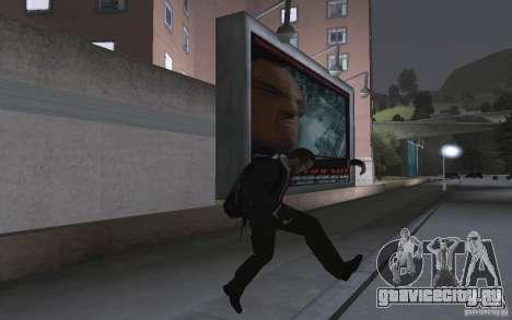 Анимации из GTA IV v2.0 для GTA San Andreas третий скриншот
