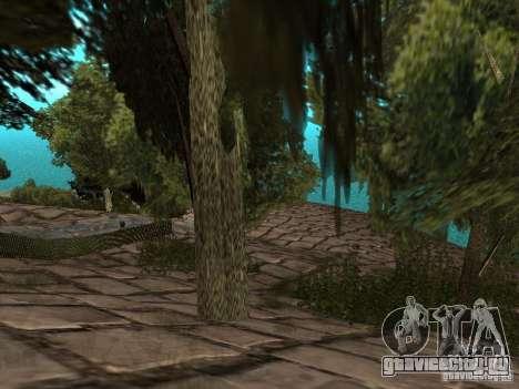 Каменная гора для GTA San Andreas пятый скриншот