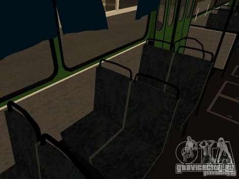 IKARUS 280 33M для GTA San Andreas вид сбоку
