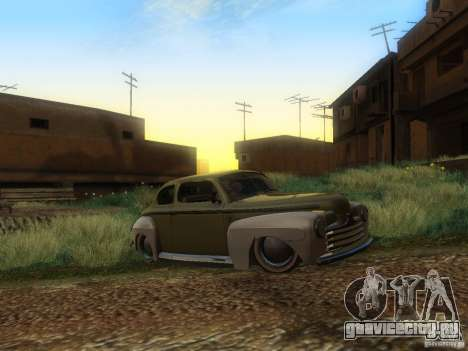 Ford Coupe 1946 Mild Custom для GTA San Andreas