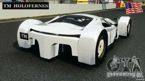 TM Holofernes 2010 v1.0 Beta для GTA 4 вид сзади слева