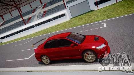 Mitsubishi Lancer Evolution VIII для GTA 4
