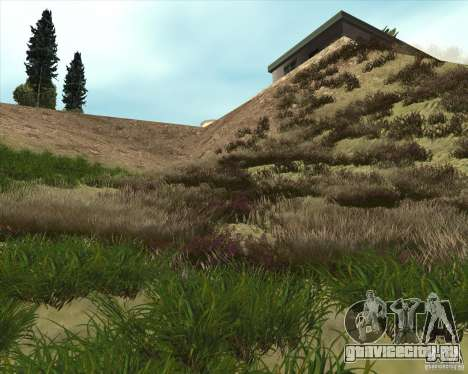 Grass form Sniper Ghost Warrior 2 для GTA San Andreas второй скриншот