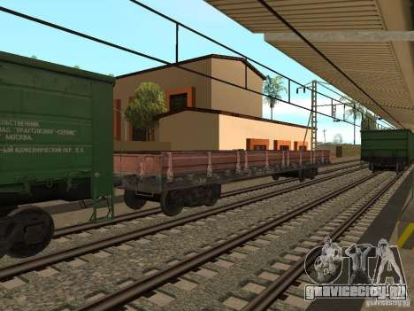 ЖД модификация III для GTA San Andreas десятый скриншот